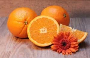 oranges-vitamine C-contre- hemorroides